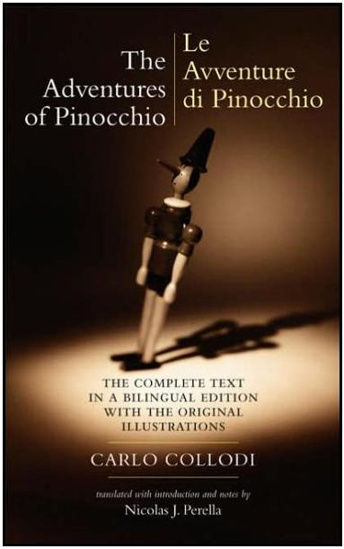 an essay on pinocchio perella Introduction the children's book illustrator and writer tomie depaola had already made the.